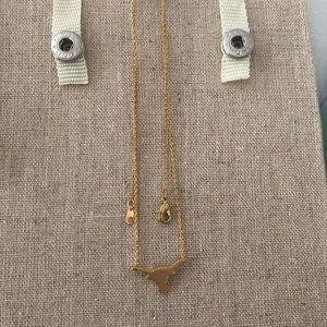 Jewelry - UT Longhorn Necklace